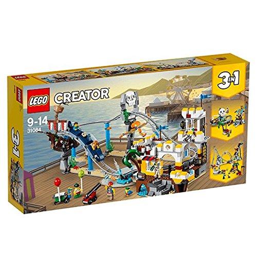 LEGO Creator 31084 Pirate Rollercoaster 2