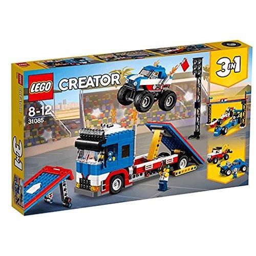 LEGO Creator 31085 Mobile Stunt Show 2
