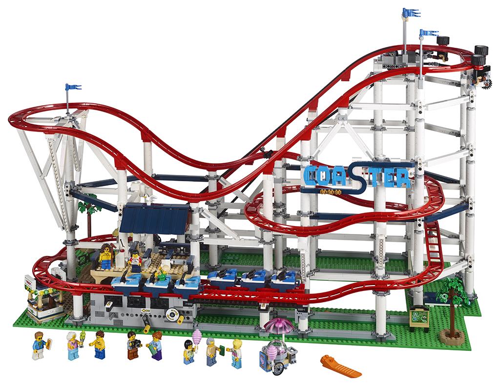 LEGO Creator Expert 10261 Rollercoaster 2