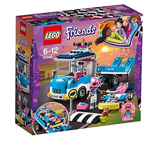 LEGO Friends 41348 Service And Care Truck 1