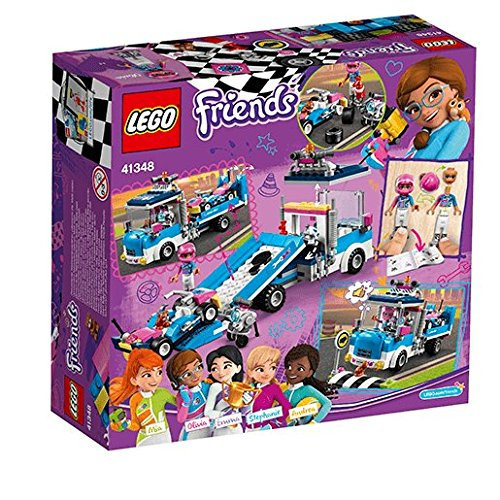 LEGO Friends 41348 Service And Care Truck 2