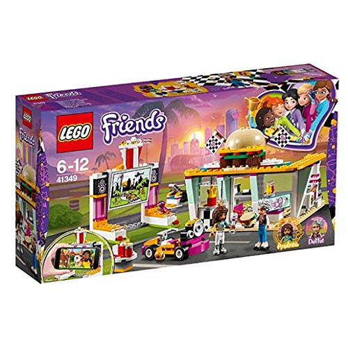 LEGO Friends 41349 Drifting Diner 1