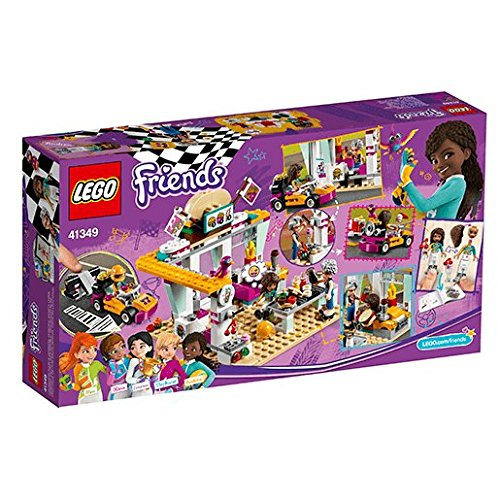 LEGO Friends 41349 Drifting Diner 2