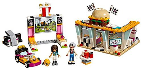 LEGO Friends 41349 Drifting Diner 3