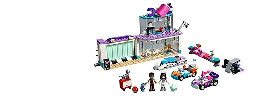 LEGO Friends 41351 Creative Tuning Shop Featured
