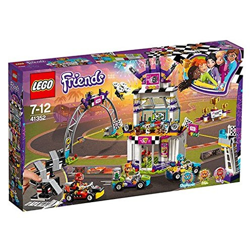 LEGO Friends 41352 The Big Race Day 1