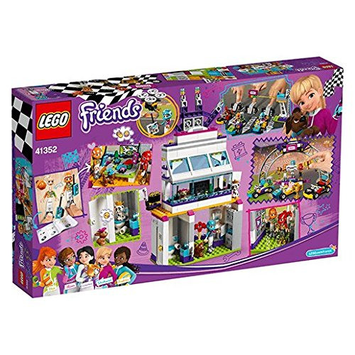 LEGO Friends 41352 The Big Race Day 2