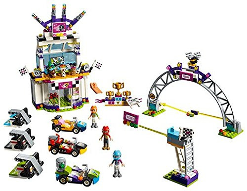 LEGO Friends 41352 The Big Race Day 3