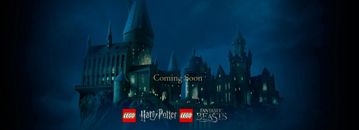 LEGO Harry Potter Micro Site Featured