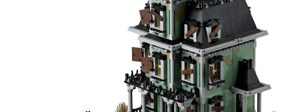 LEGO Haunted House Featured