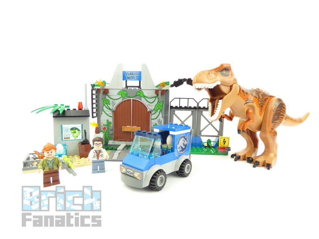 LEGO Juniors 10758 T Rex Breakout A 1 1024x768