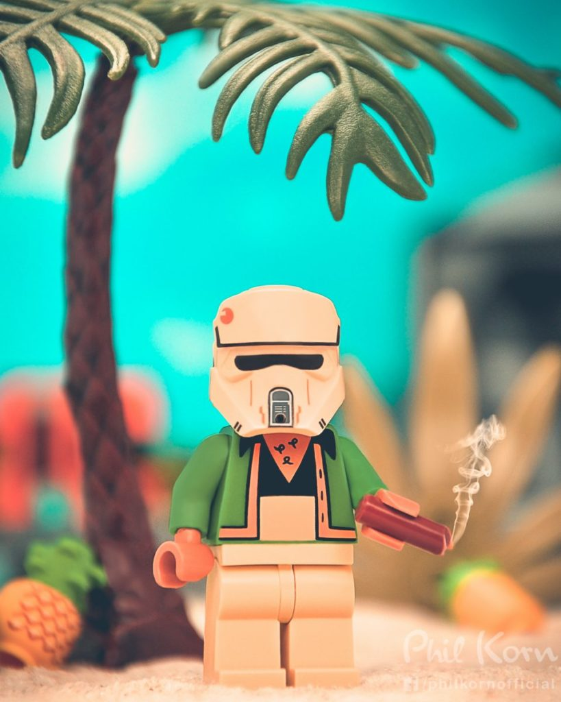 Brick Pic Beach Trooper