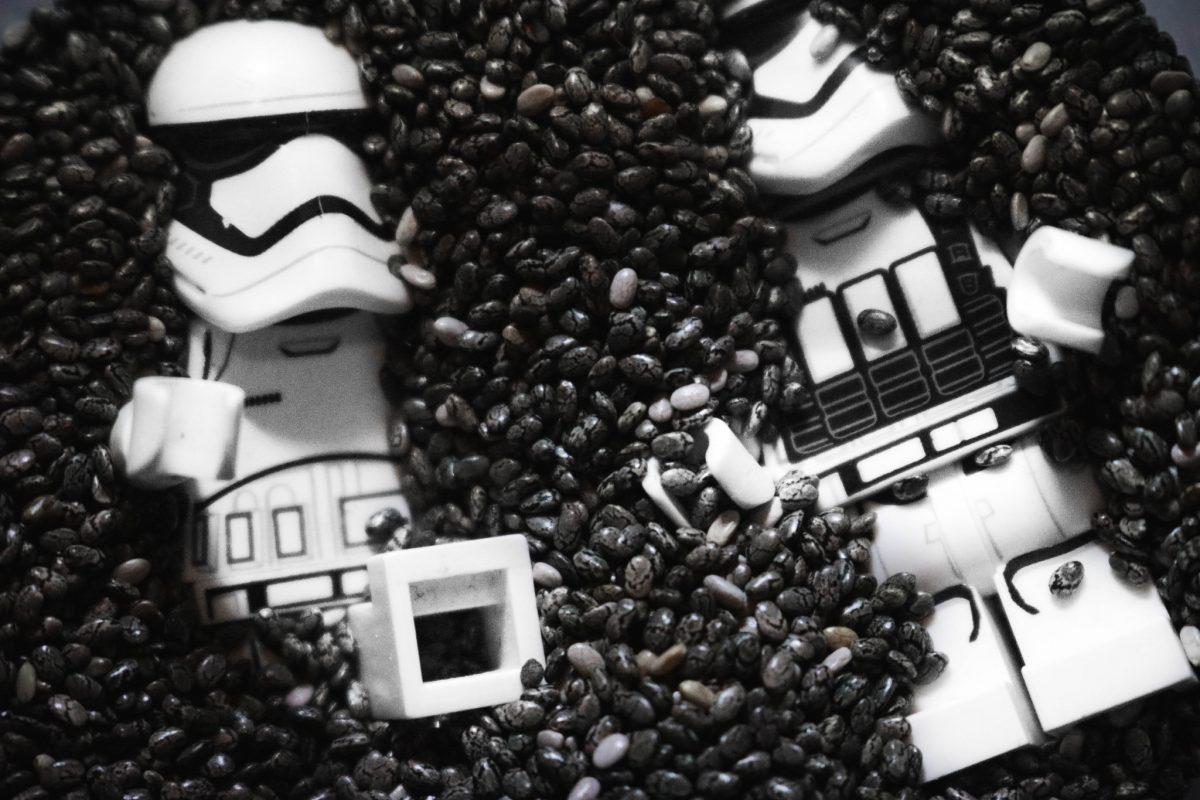 Brick Pic Coffee Stormtroopers