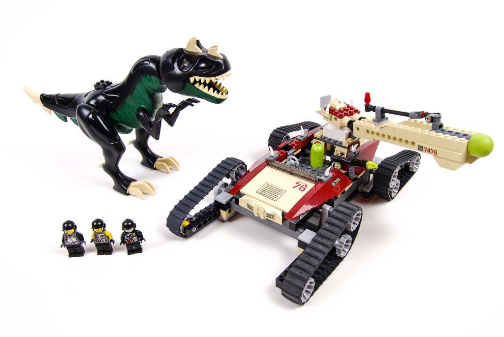 Dino Attack -48