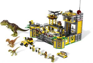 Dino Defense HQ 300x203
