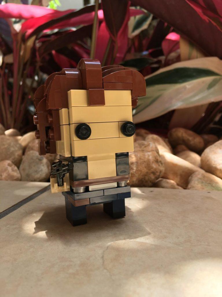 Jan Solo BrickHeadz 1