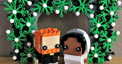 LEGO Harry & Meghan