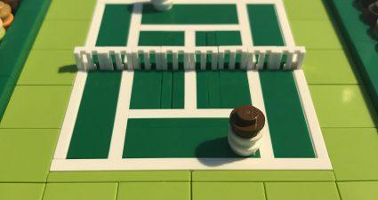 LEGO Tennis