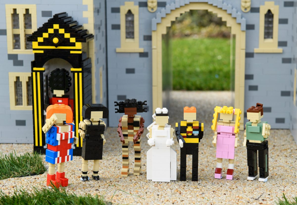 LEGOLAND Windsor Royal Wedding 12