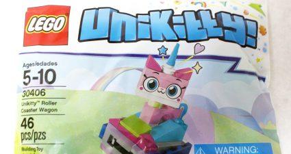 LEGO_30406_Unikitty_Roller_Coaster_Car