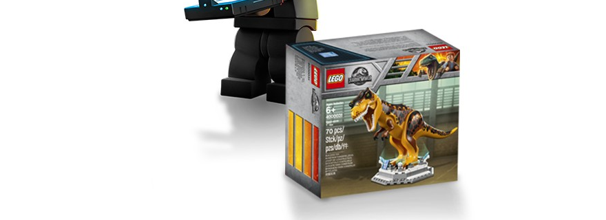 LEGO 4000031 T Rex Featured