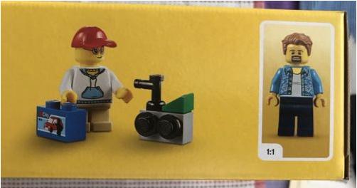 LEGO 40305 LEGO Brand Store 4