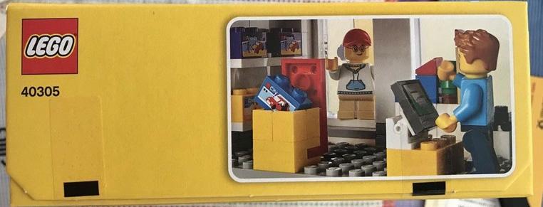 LEGO 40305 LEGO Brand Store 5