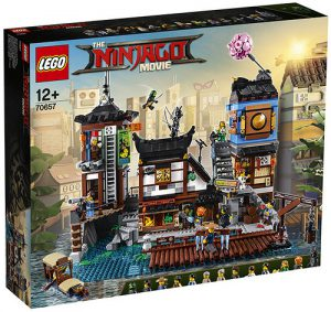 LEGO 70657 NINJAGO City Docks 1 300x283