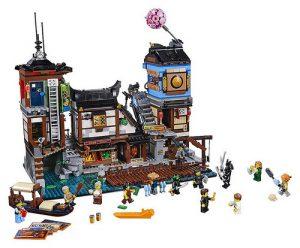 LEGO 70657 NINJAGO City Docks 3 300x248