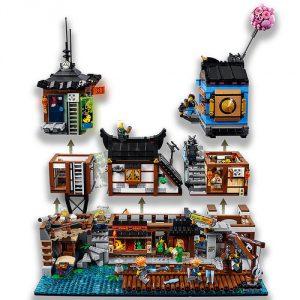 LEGO 70657 NINJAGO City Docks 4 300x300