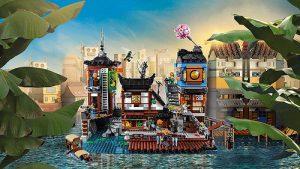LEGO 70657 NINJAGO City Docks 5 300x169
