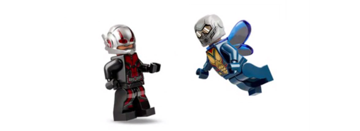 LEGO Ant Man Wasp Featured