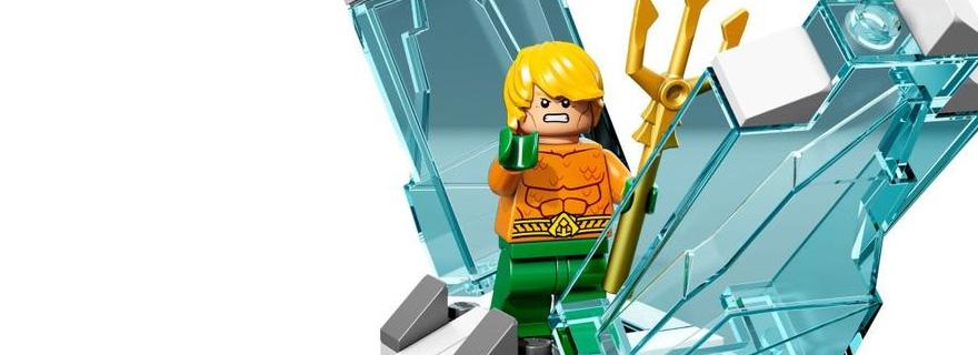 LEGO Aquaman featured