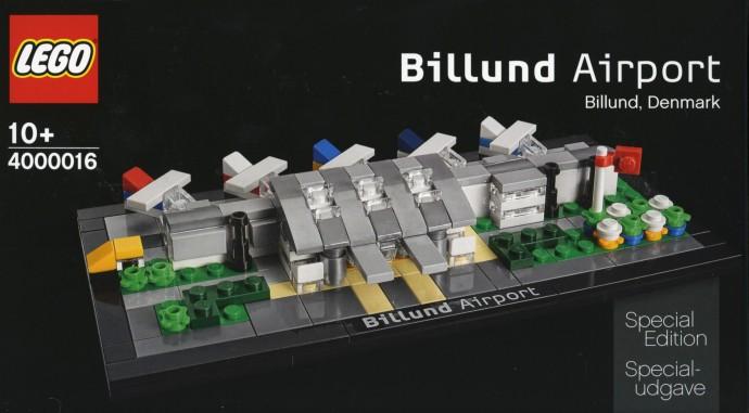 LEGO Billund Airport 4000016