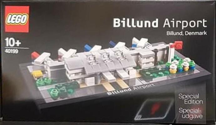 LEGO Billund Airport 40199