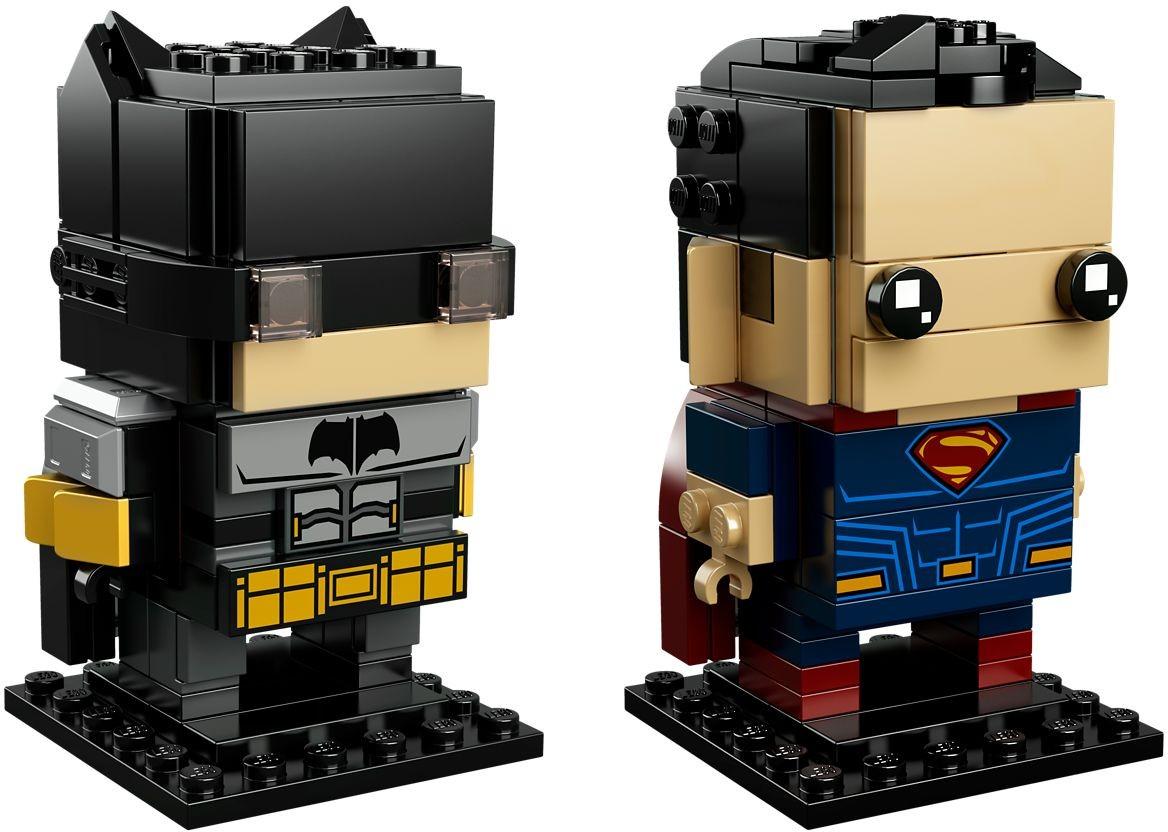 LEGO BrickHeadz 41610 Tactical Batman Superman 2