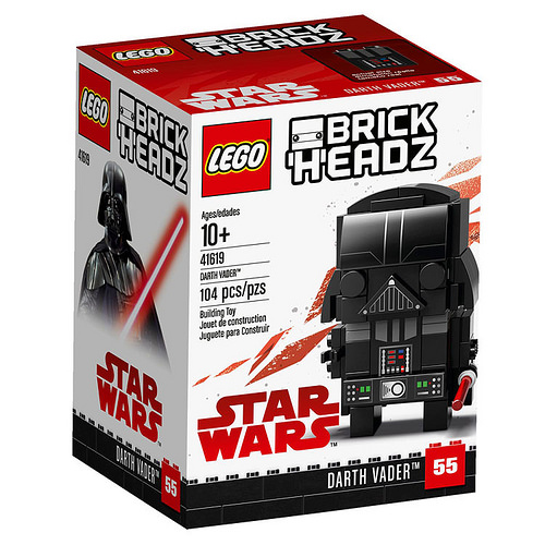 LEGO BrickHeadz Star Wars 41619 Darth Vader 1
