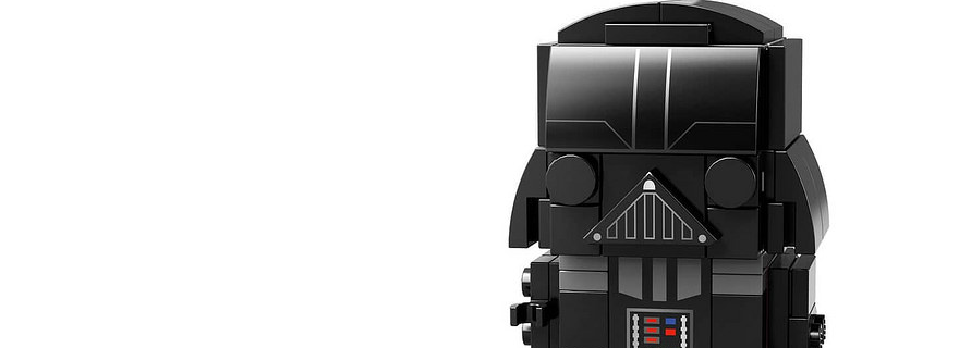 LEGO BrickHeadz Star Wars 41619 Darth Vader Featured
