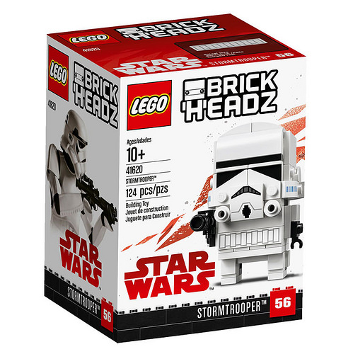 LEGO BrickHeadz Star Wars 41620 Stormtrooper 1
