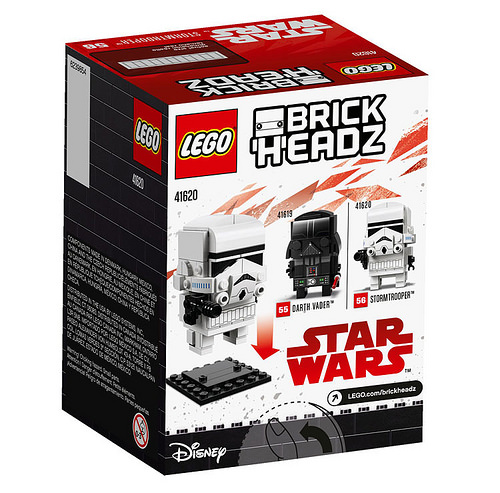LEGO BrickHeadz Star Wars 41620 Stormtrooper 2
