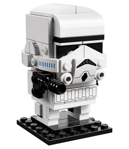 LEGO BrickHeadz Star Wars 41620 Stormtrooper 4