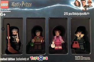 Lego Toys R Us 2018 Bricktober Sets Include Harry Potter