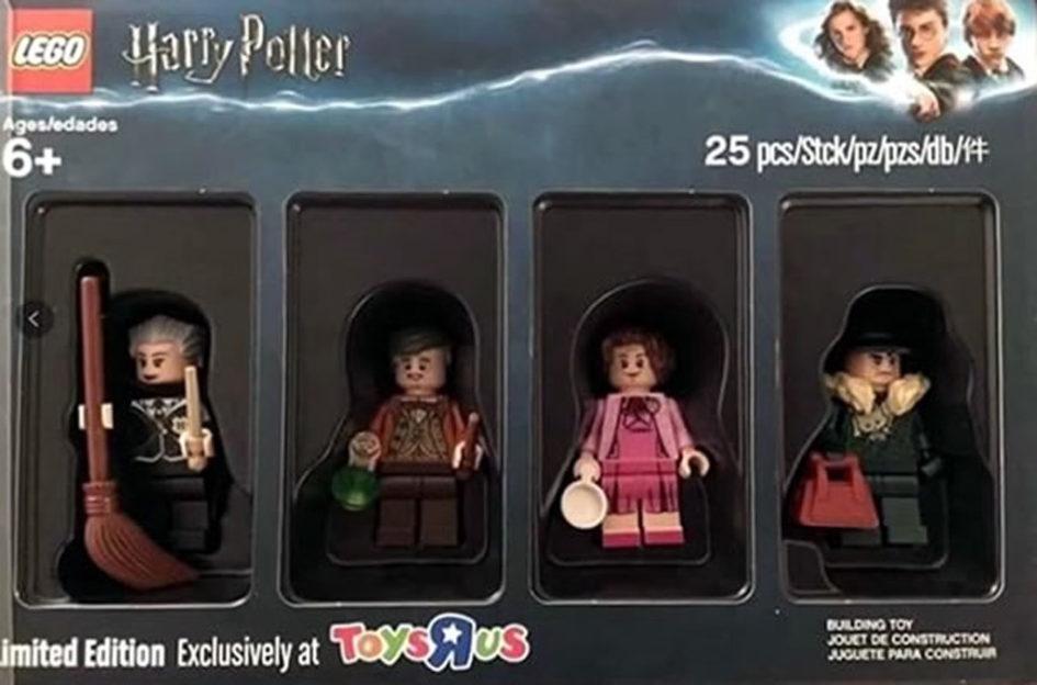 LEGO Bricktober Harry Potter