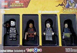 LEGO Bricktober Marvel Super Heroes 300x208
