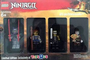 LEGO Bricktober NINJAGO 300x200