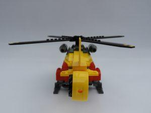 LEGO City 60179 Ambulance Helicopter 5 300x225
