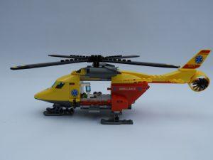 LEGO City 60179 Ambulance Helicopter 6 300x225