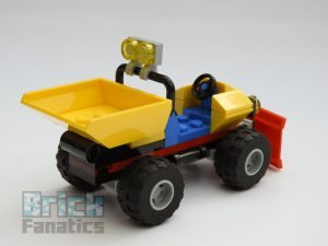 LEGO City 60186 Mining Heavy Driller 7 300x225
