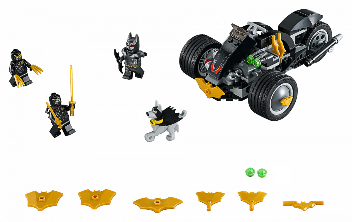 LEGO DC Super Heroes 76110 Batman The Attack Of The Talons