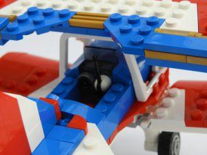 31076 Stunt Plane Close Up 1 300x225